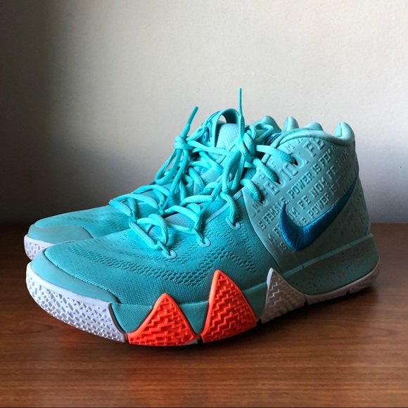 best authentic 0597d ab733 Kyrie 4 Power is Female Basketball Sneaker NWT